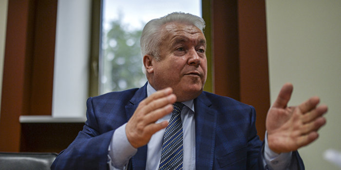 Бывший народный депутат Верховной Рады Украины Владимир Олейник