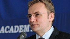 Садовый прибыл на допрос в Генпрокуратуру Украины