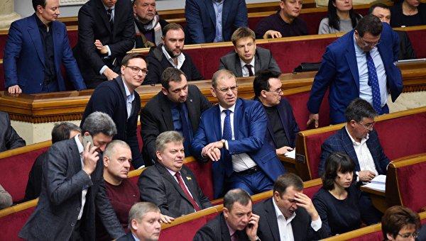 ОПОРА: Рада VIII созыва демонстрирует крайне низкую законодательную эффективность