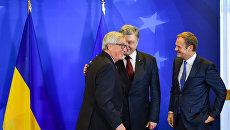 Корнилов: Европейцы за закрытыми дверями отчитают Порошенко за невыполненные обязательства