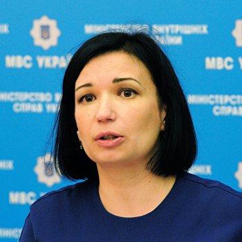 Брифинг А.Гераценко и О.Айвазовской об усилении ответственности за нарушение избирательных прав граждан