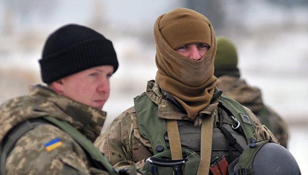 ЛНР: ВСУ «таранят» оборону Дебальцево