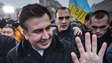 Пашинский: Саакашвили не имеет никакого отношения к организации Майдана