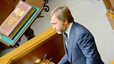 Депутат Рады Новинский внес за Добкина 30 млн залога
