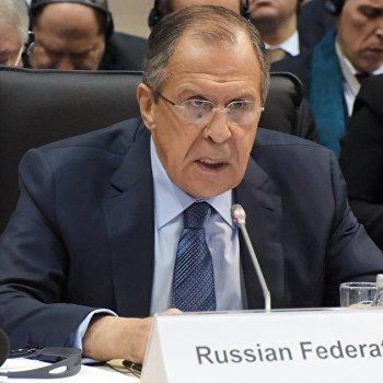 Глава МИД РФ С.Лавров принял участие в 22-й министерской конференции ОБСЕ