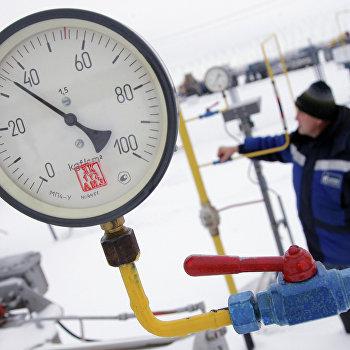 Пуск в эксплуатацию участка газопровода Миннибаево-Казань