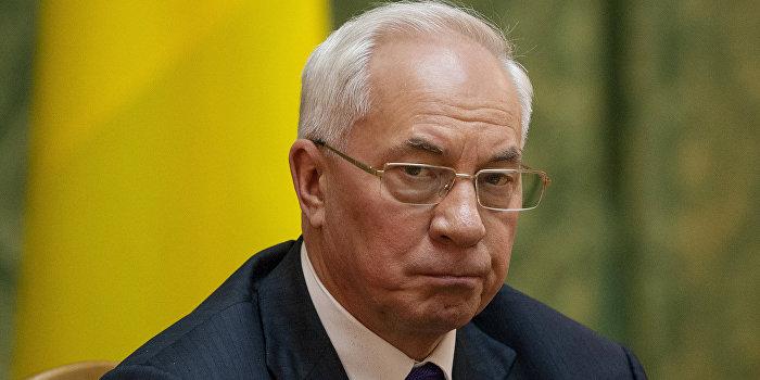 Вcтреча еврокомиссара Ш.Фюле и премьера Украины Н.Азарова