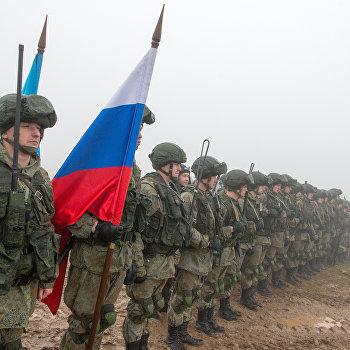 Учения ВДВ России, Белоруссии и Сербии Славянское братство-2016