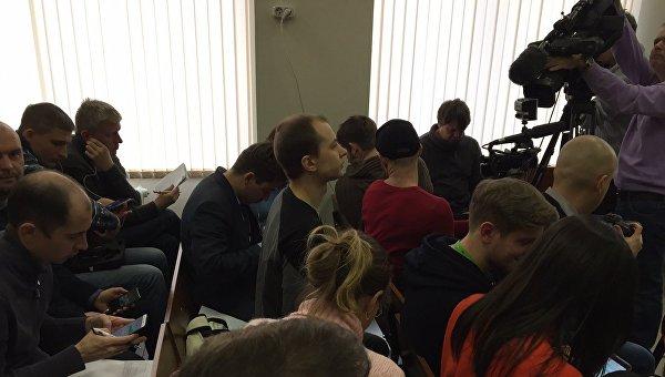Вмосковском суде прошли слушания поделу о национальном перевороте вУкраинском государстве