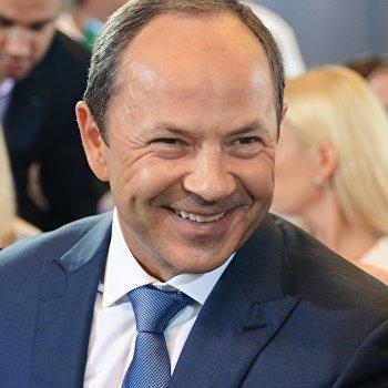 Съезд партии Сильная Украина