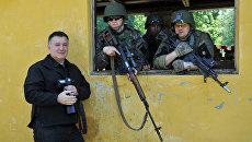 Суд над Трухановым: В полицейских стреляли из оружия Авакова