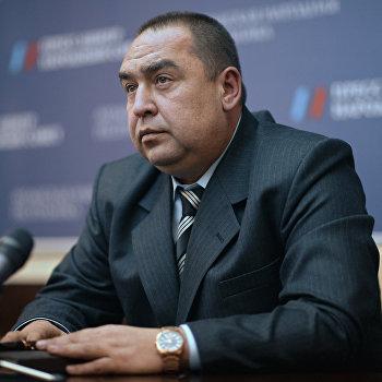 И.Плотницкий выиграл выборы главы республики ЛНР