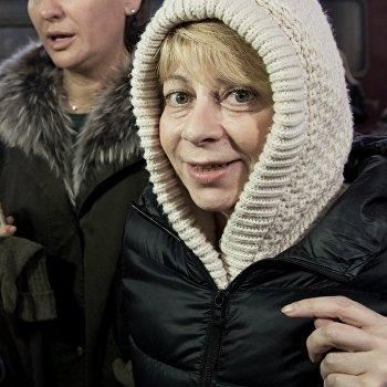 Директор организации Справедливая помощь Елизавета Глинка (Доктор Лиза) погибла при крушении самолёта Ту-154 в Сочи