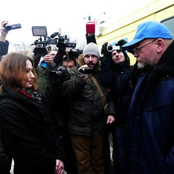 Власти ДНР передали Украине двух пленных женщин
