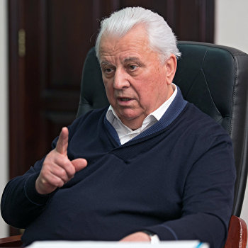 Экс-президент Украины Леонид Кравчук