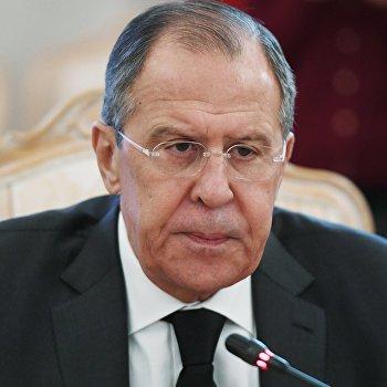Встреча глав МИД России, Ирана и Турции