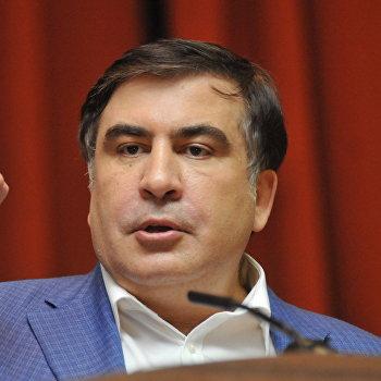 Выступление М. Саакашвили во Львове