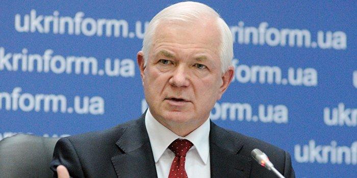 Пресс-конференция кандидата в президенты Украины Николая Маломужа