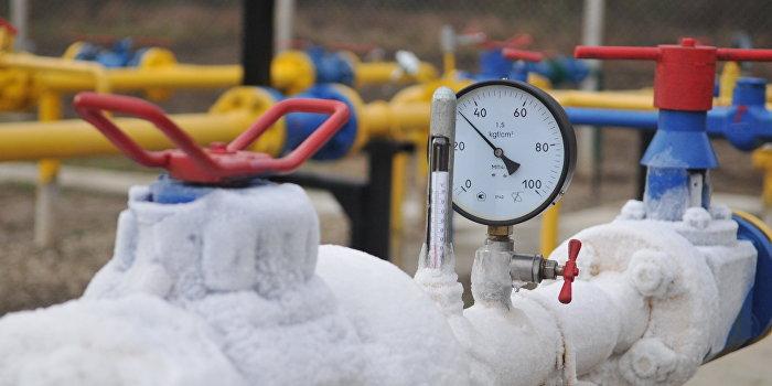 Еврокомиссия: российский газ поступает в Европу через территорию Украины без перебоев