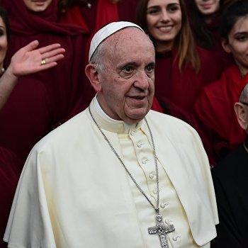 Визит Папы Римского в Грузию