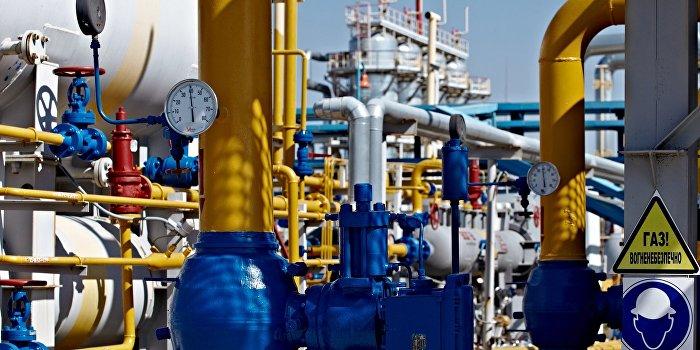 Шебелинское отделение управления переработки газа