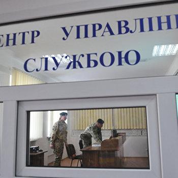 На украинско-польской границе открыли обновленный отдел пограничной службы Павловичи.