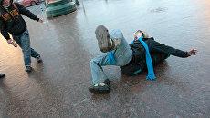 Рано радоваться: Потепление на Украине омрачится сильными дождями и гололедицей