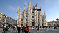 Аваков засветился в Милане на новогодних праздниках