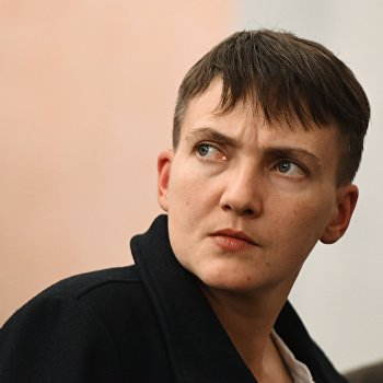 Н. Савченко приехала в Москву на рассмотрение апелляции по делу Н. Карпюка и С. Клыха