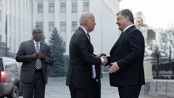 Байден перенес визит встолицу Украинского государства