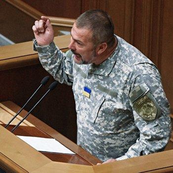 Открытие третьей сессии Верховной рады Украины