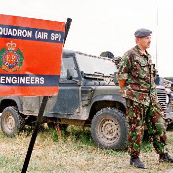 Инженерное подразделение вооруженных сил Великобритании