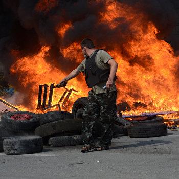 Ситуация на Майдане в Киеве