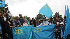 Диаспора крымских татар Украины хочет сотрудничать с Крымом
