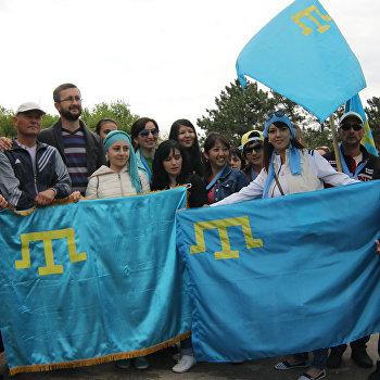 Мероприятия, посвященные 71-й годовщине депортации крымских татар