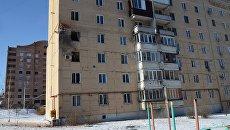 Ситуация после обстрелов в Донецкой области