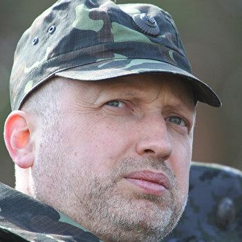 Учения украинских ВС в Черниговской области