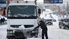 Киев готовится к потопу