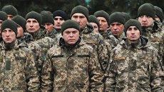 Начало очередного этапа подготовки подразделений ВСУ во Львовской области