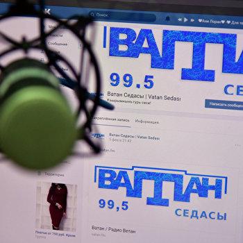 Первое общественное крымско-татарское радио в Крыму
