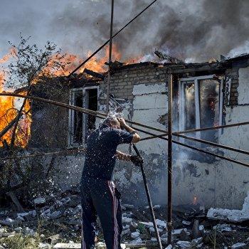 Ситуация в Луганской области