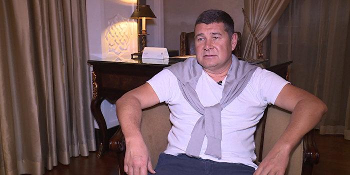 Экс-депутат Рады Онищенко рассказал о коррупционных схемах Порошенко и его приближенных