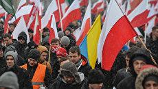 Кризис в отношениях между Польшей и Украиной вышел на новый уровень