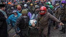 Адвокат семей «Небесной Сотни»: У нас нет информации о причастности России к расстрелам на Майдане