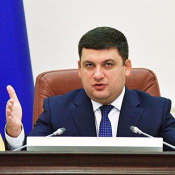 Министр топлива и энергетики Украины Игорь Насалик на заседании Кабинета министров Украины