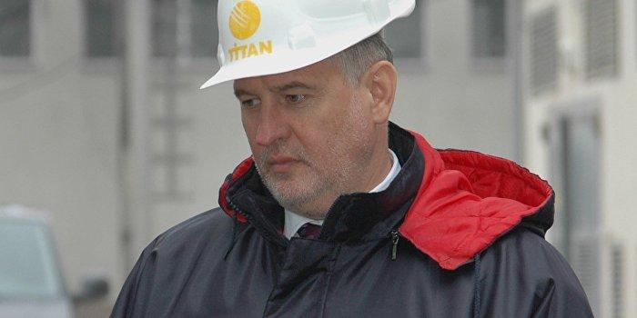 Председатель совета директоров холдинга Group DF Дмитрий Фирташ