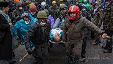 Порошенко и снайперы майдана: последняя соломинка