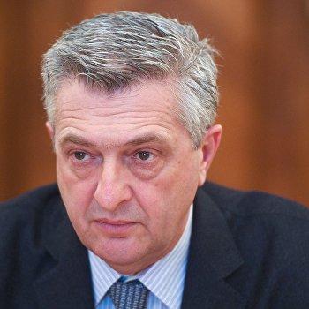 Встреча главы МИД С. Лаврова с Верховным комиссаром ООН по делам беженцев Ф. Гранди