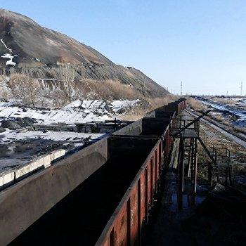 Шахта Макеевуголь в Донецкой области