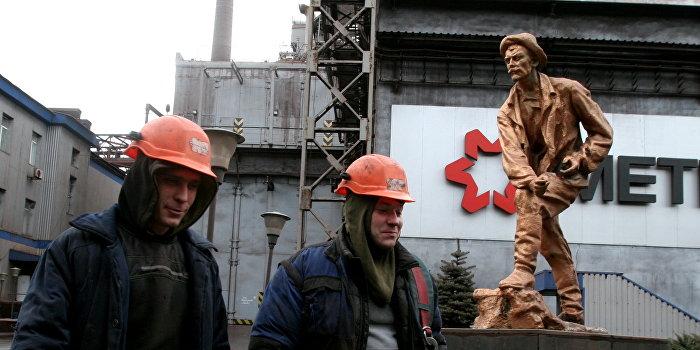 Куда деть продукцию национализированных заводов Ахметова?